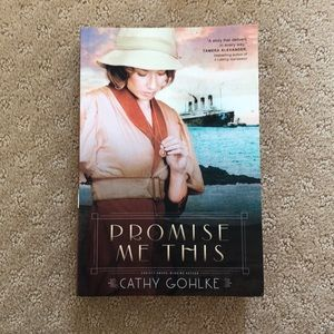 """""""Promise Me this,"""" book"""